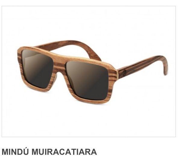 Oculos em Madeira.