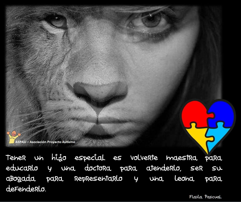 Maestra, doctora, abogada.... leona