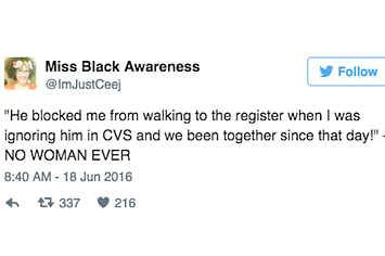 These Tweets About Street Harassment Will Make You Rage-Laugh
