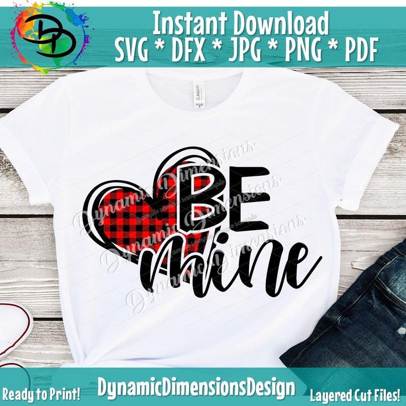 Download Valentines Day SVG, Be Mine Svg, Love svg, Engagement svg ...