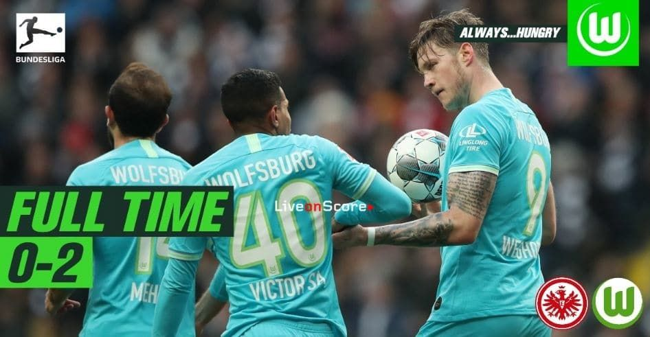 Eintracht Frankfurt 0 2 Wolfsburg Full Highlight Video Bundesliga Allsportsnews Bundesliga Football Highlightvi Match Highlights Sports News Highlights