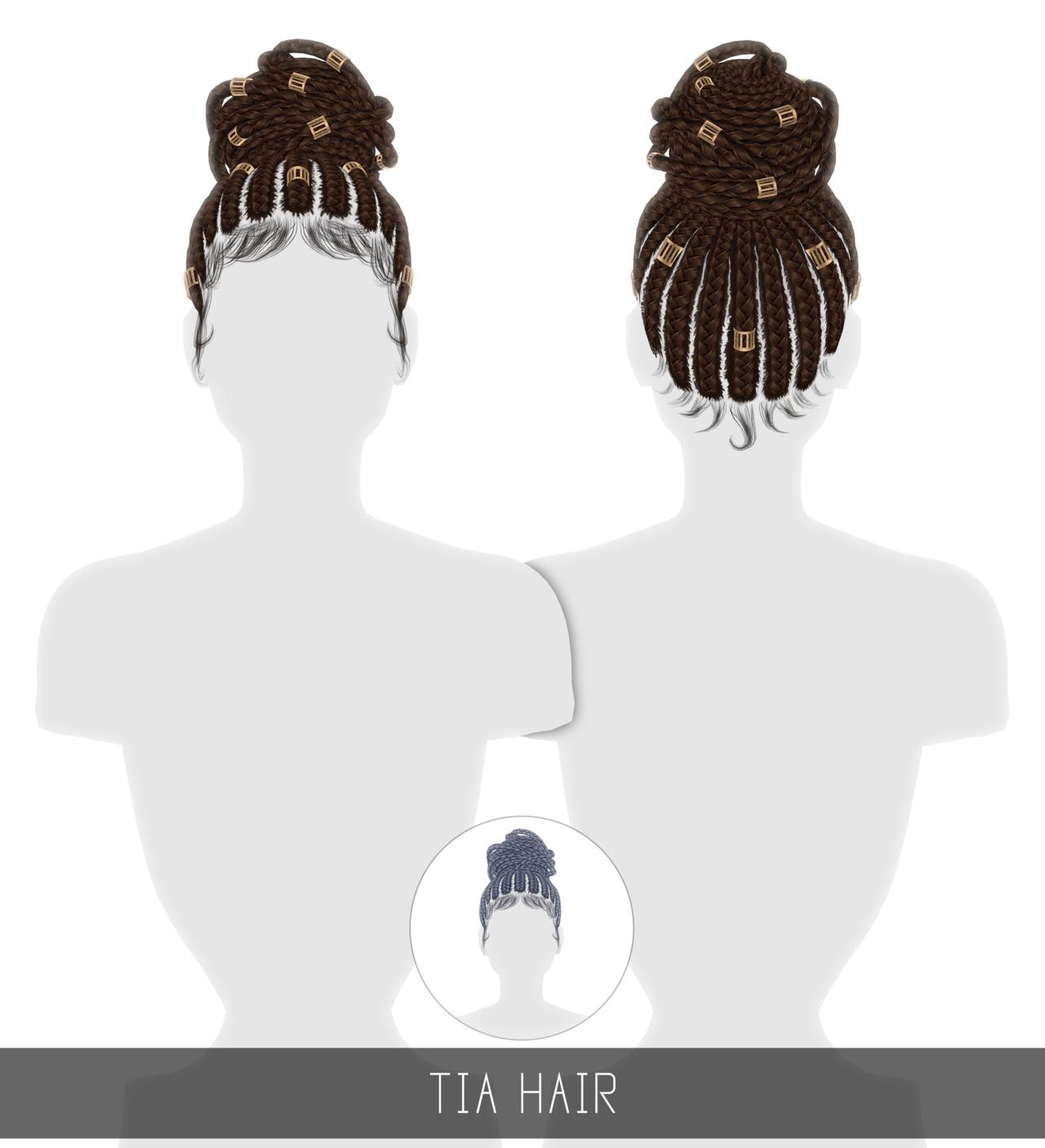 CC Addict, Guilty! — simpliciatycc TIA & TAMERA HAIRS