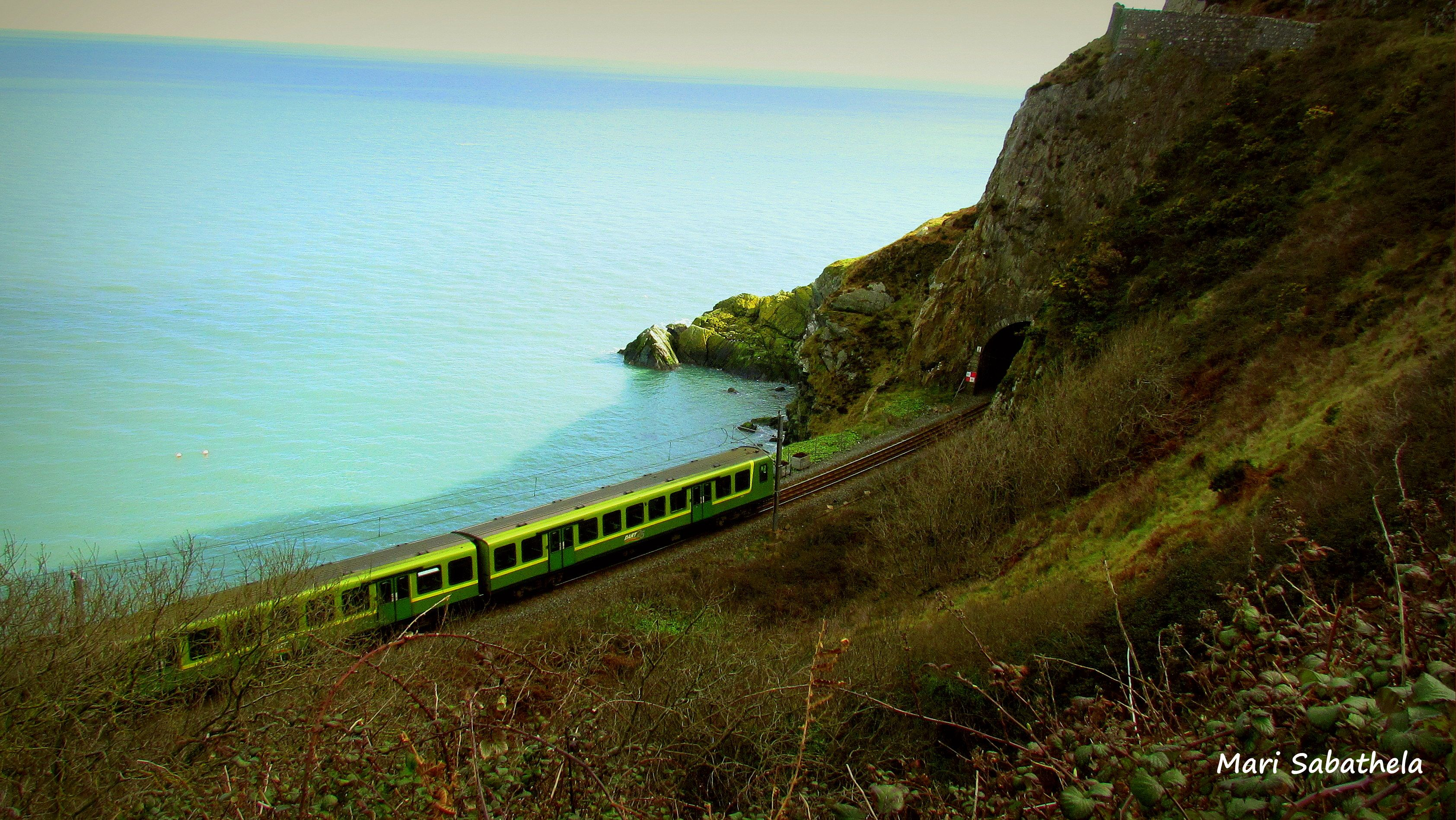The Bray to Greystones Cliff Walk.