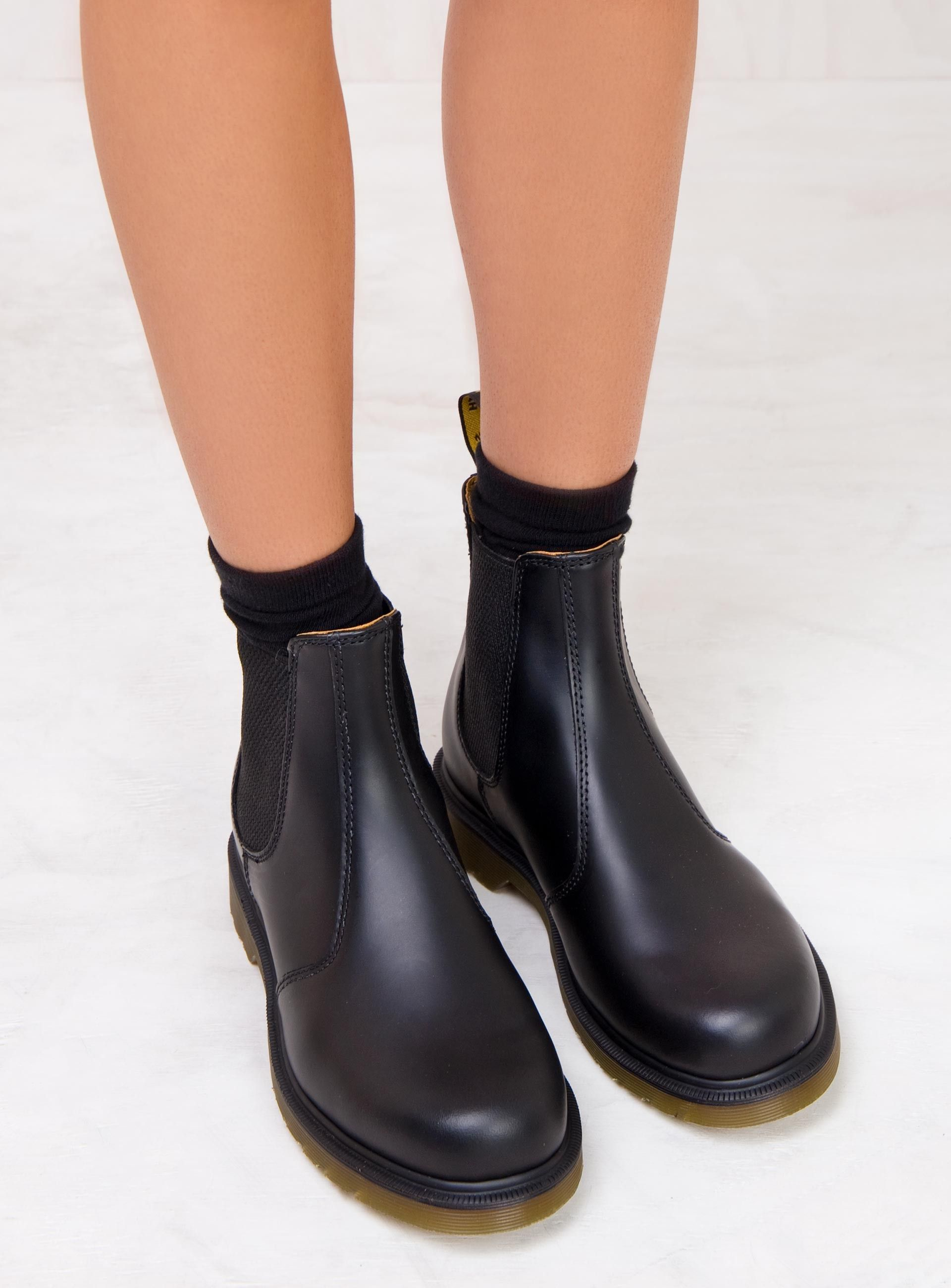 834b06ab4 Dr. Martens 2976 Chelsea Boots Winter Chelsea Boots, Black Chelsea Boots, Chelsea  Boots