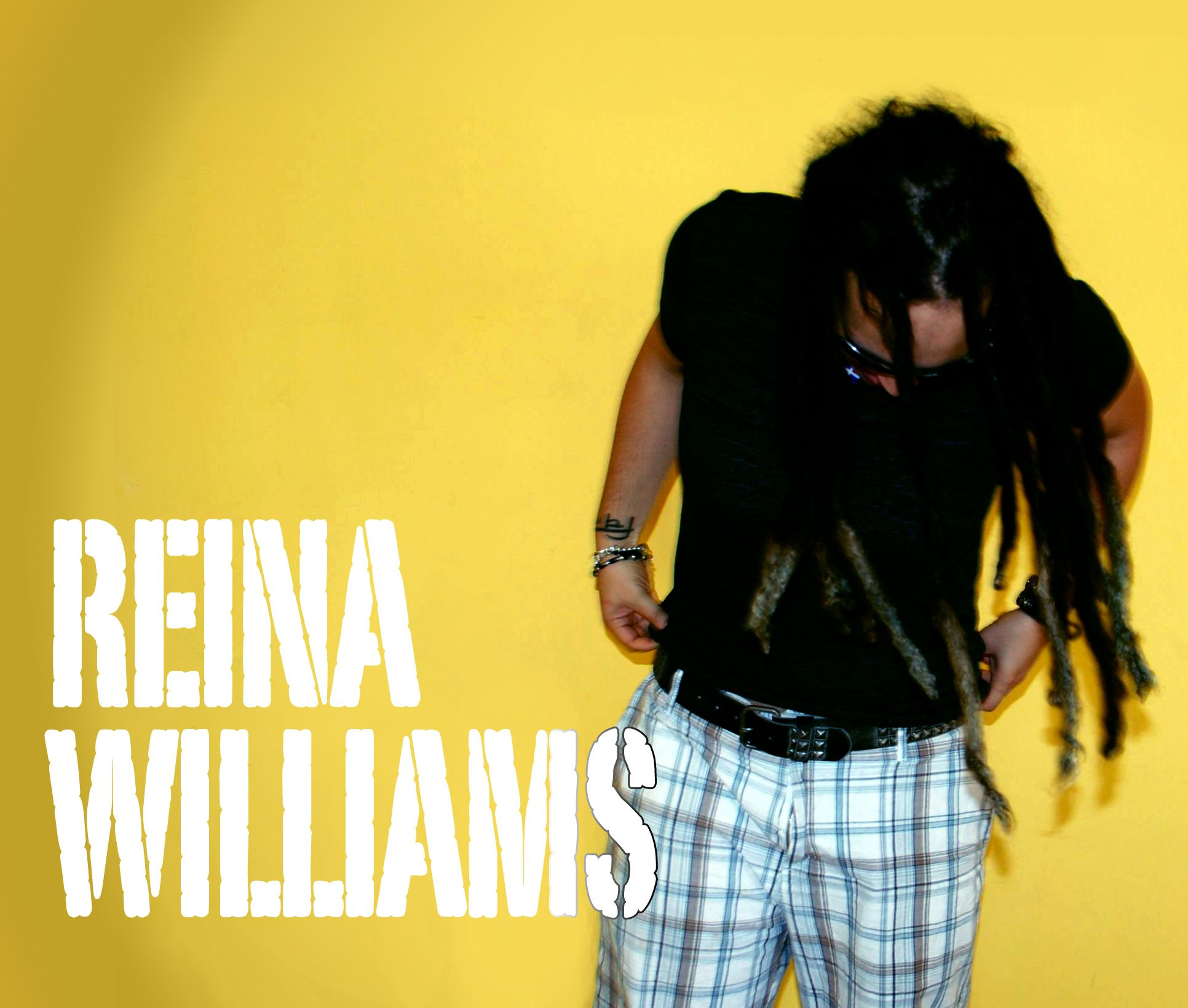 """@reinawilliams Recently making an appearance on FOX Network's The X-Factor, Baltimore native Tatiana """"Reina"""" Williams is making noise these days with her eclectic sound and authenticity, determined to bring the feeling back to popular music.    http://reinawilliams.com"""