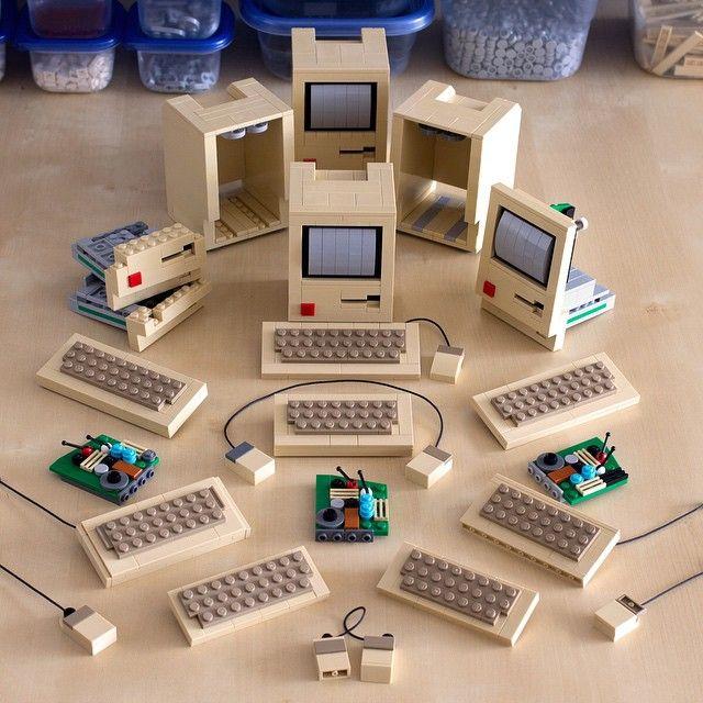 """I do a lot of prototyping. #lego"""