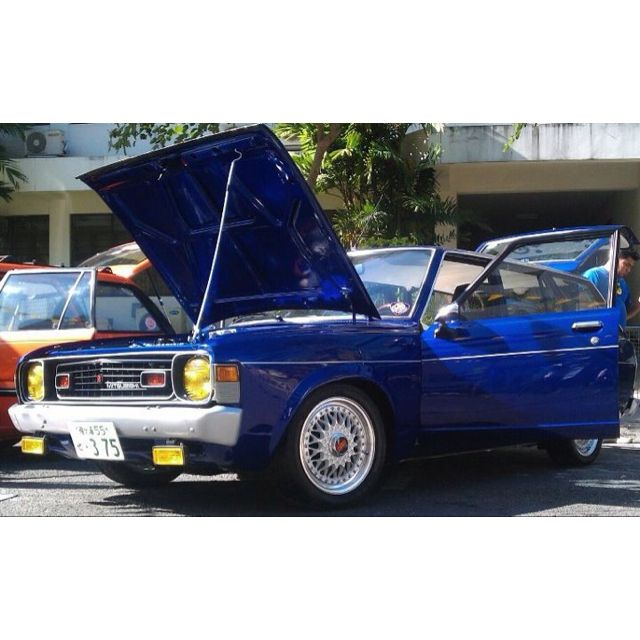 Galant Car: 1976 Mitsubishi Galant Sigma