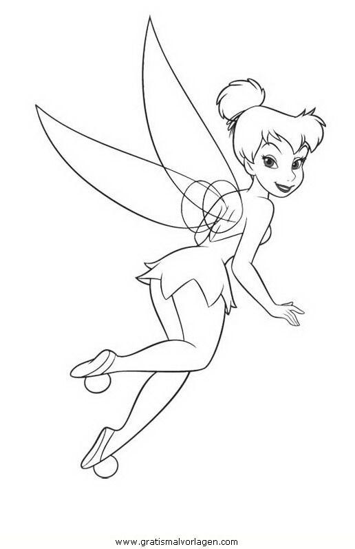 Malvorlagen Tinkerbelle | TINKERBELL | Pinterest | Disney stuff ...