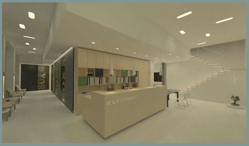 Clinica veterinaria veterinaria pinterest - Proyecto clinica veterinaria ...