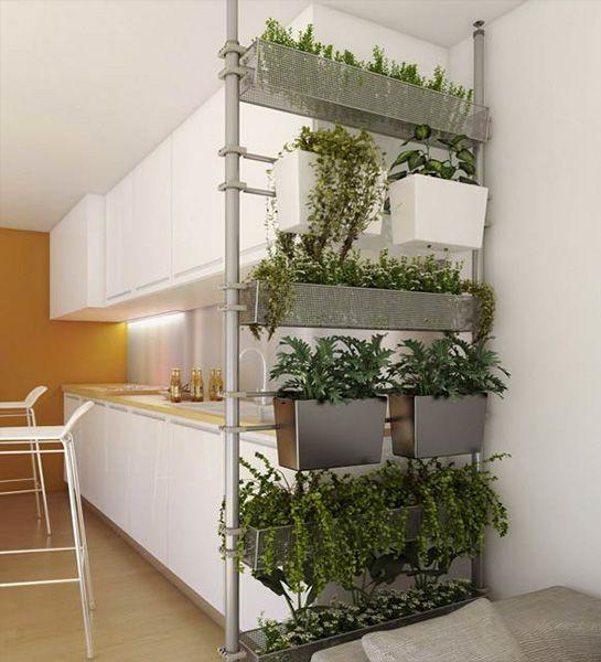 簡單的裝飾理念:獨立空間 - CASTORAMA Décoration Pinterest - deco maison cuisine ouverte