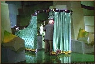 Pay No Attention To The Man Behind The Curtain Wizard Of Oz