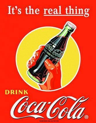Pin En Coca Cola Retro Adverts