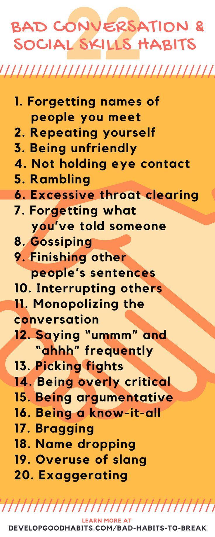 list of good working skills