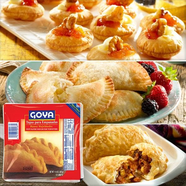 Youll Be Rockin And Rollin With Goya Puff Pastry Dough We
