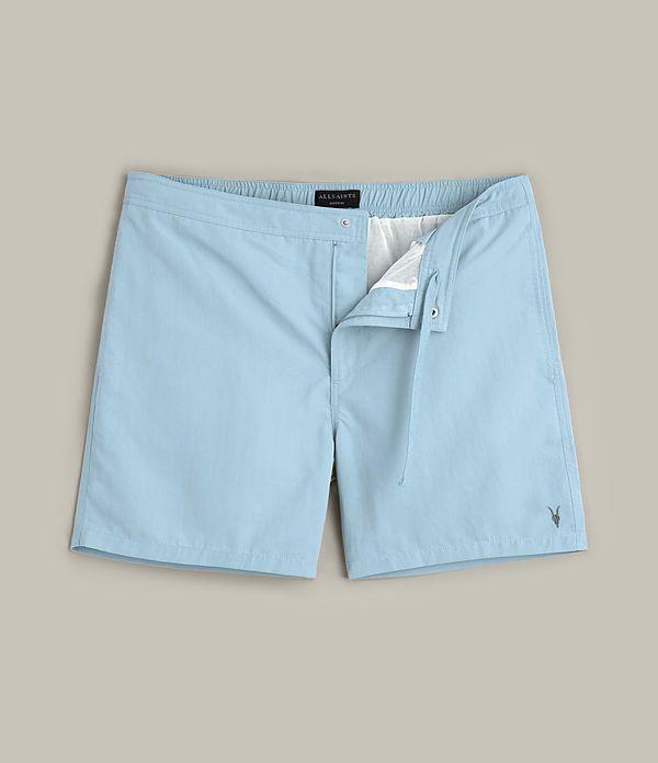 6c61b6f180d AllSaints Warden Swim Shorts | Products | Swim shorts, Men, Shorts