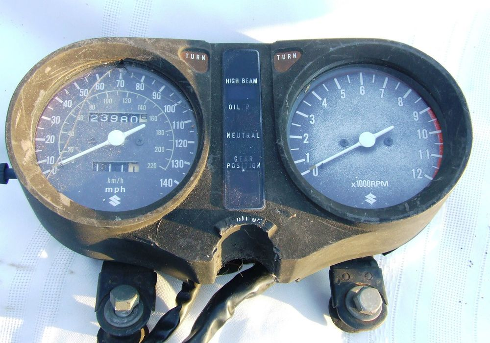 Nippon Seiki #Speedometer & Tachometer Instrument Panel for ...