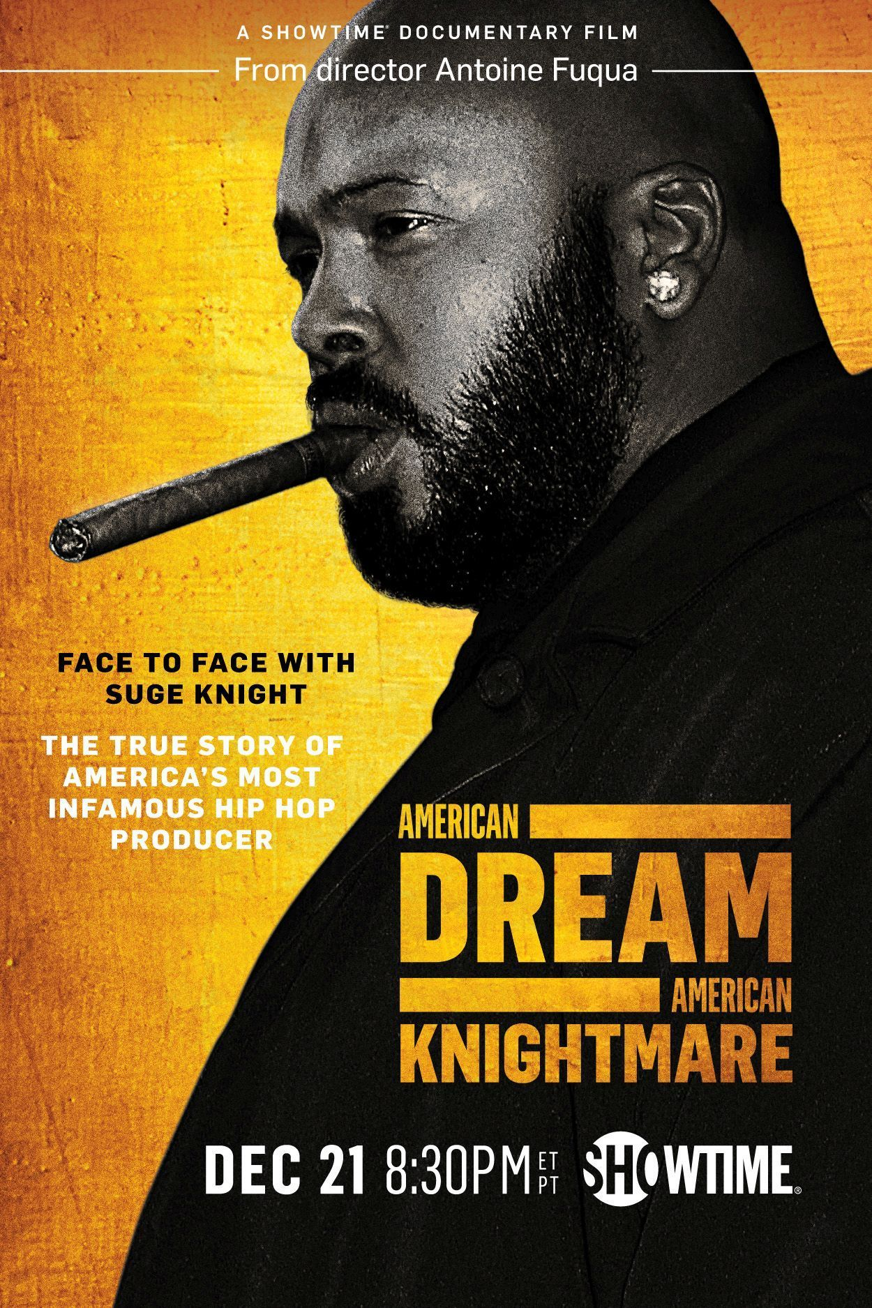 Showtime To Premiere Suge Knight Documentary Directed By Antoine