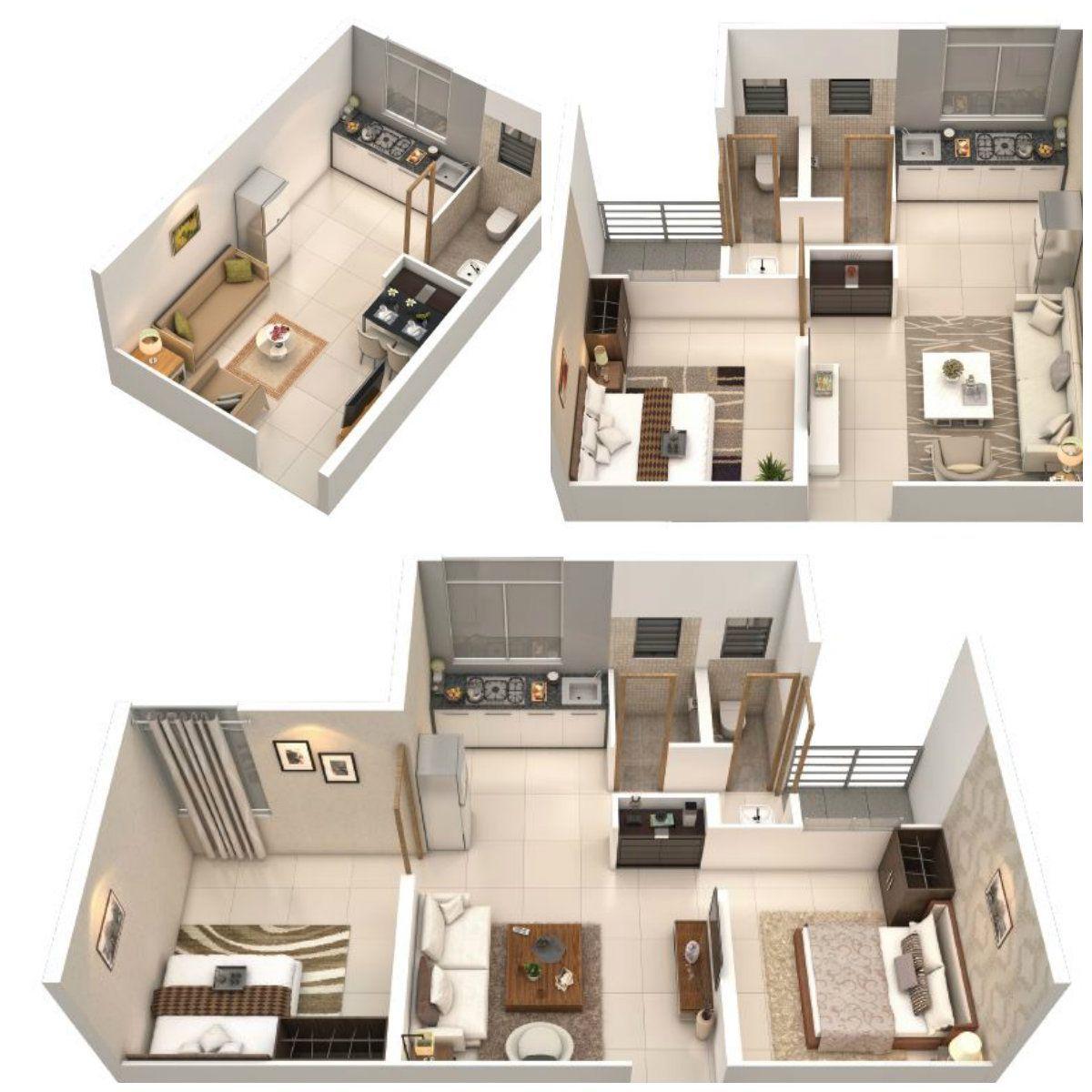 Vascon New Houses In Katvi Road Talegaon Pune 1 Rk 1 2 Bedrooms For Sale In Katvi Road Talegaon Pune New Homes House House Styles