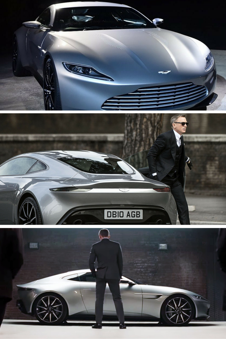 James Bond S Spectre Car Is Up For Auction Carhoots James Bond Cars Bond Cars James Bond Spectre