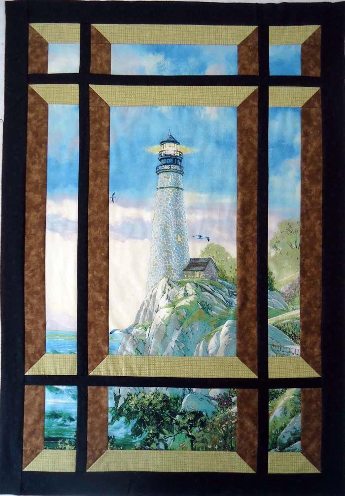 Modern Window Quilt Pattern Bs2 421 Attic Window Quilts