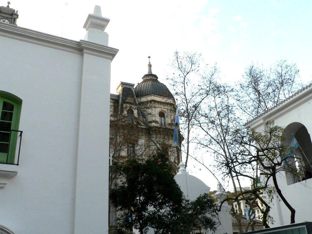 Jefatura del Gobierno de la Ciudad y Cabildo