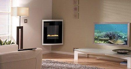Contemporary Corner Fireplace For Gas Designs Corner Fireplace