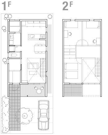 Prefab House Plan Muji Prefab Homes Eco House Design Narrow House Plans