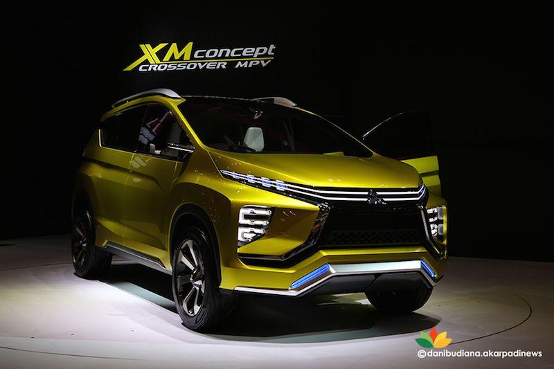 Akarpadinews Com Gaikindo Indonesia International Auto Show Giias Ke 24 Mobil Mpv Kendaraan Indonesia