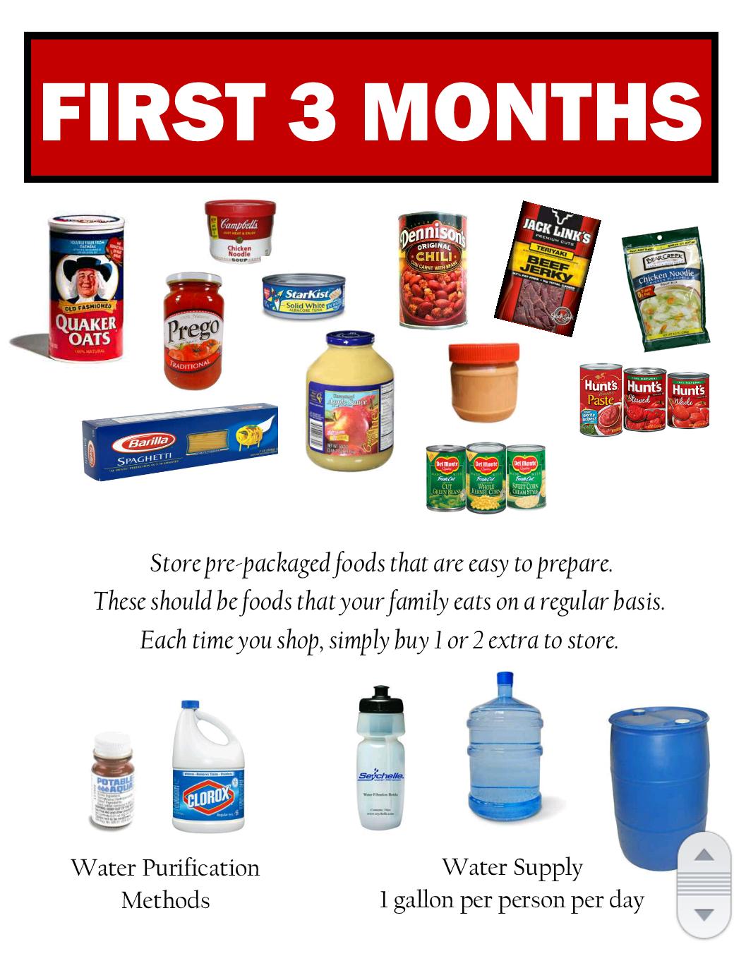 Best 25 Lds Food Storage Ideas On Pinterest Emergency
