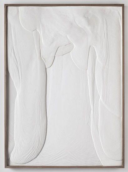 White Out Desmitten Design Journal Plaster Art Abstract Art Painting Sculpture Art