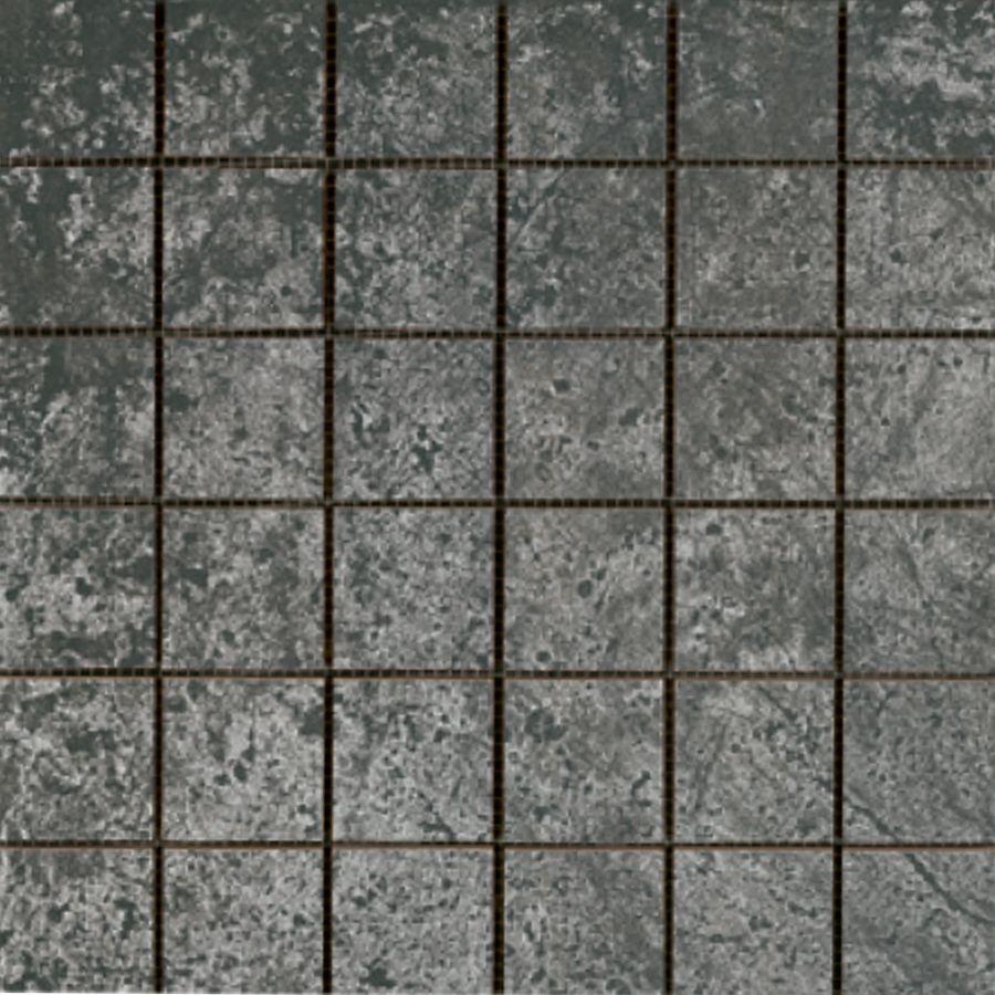 Beton Mosaique 30 5x30 5 Gris Fonce Effet Beton Carrelage Exterieur Carrelage Carreaux Ciment