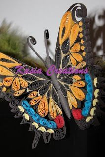 Creative blog: 3D quilled - #blog #Creative #Quilled