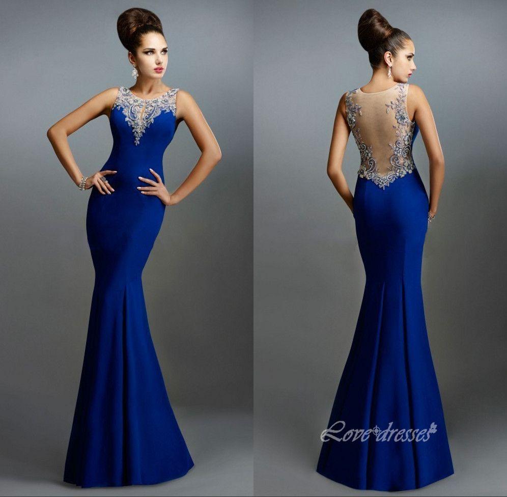 Prom Dress,Sexy Prom Dress, Mermaid Prom Dress,Long Prom Dress,Straps Prom Dress,Hang Make Prom Dres on Luulla