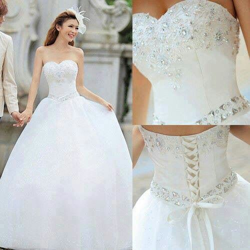 My dream wedding dress | Dream wedding <3 | Pinterest | Dream ...