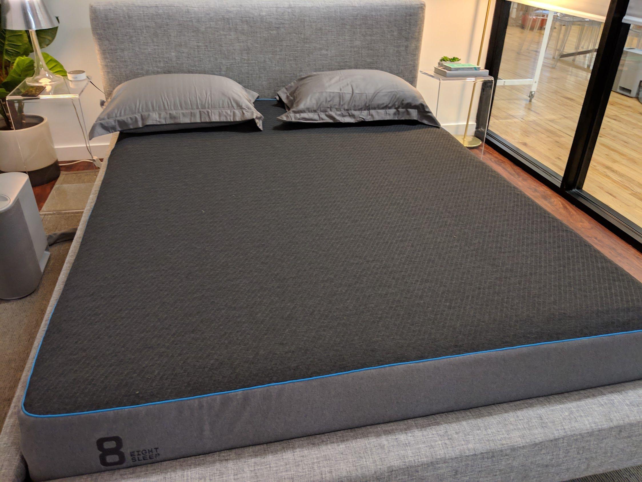 Eight Sleep Pod Review Sleep, Bed, At home gym
