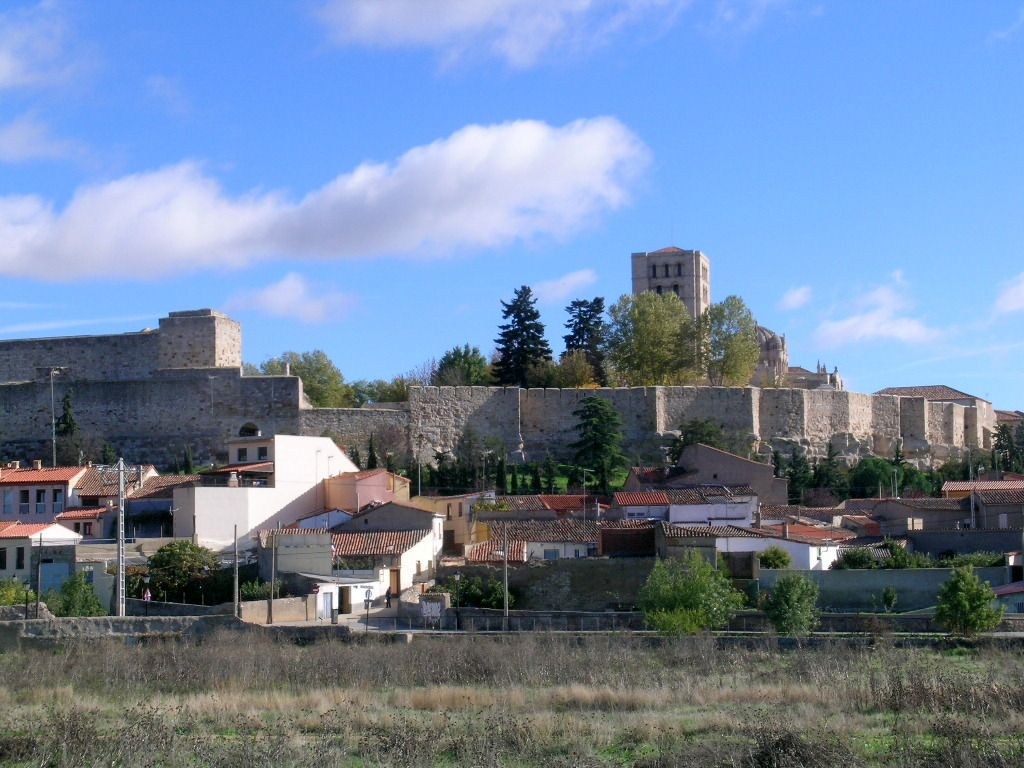 Murallas del Castillo.