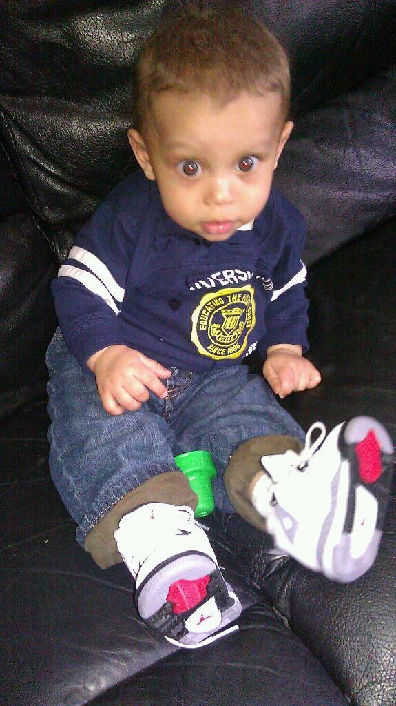 Young ily...Nephew <3