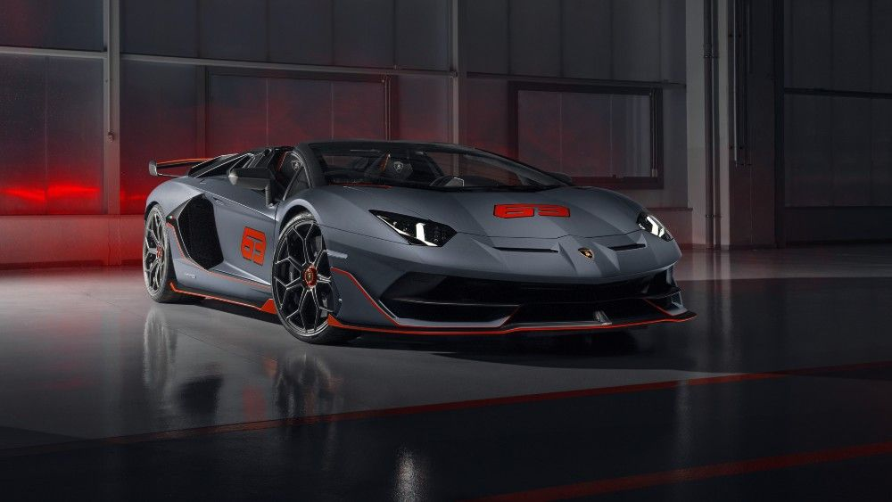 Lamborghini S New Aventador Roadster Completely Sold Out Before Its Monterey Car Week Debut Lamborghini Aventador Lamborghini Lamborghini Models