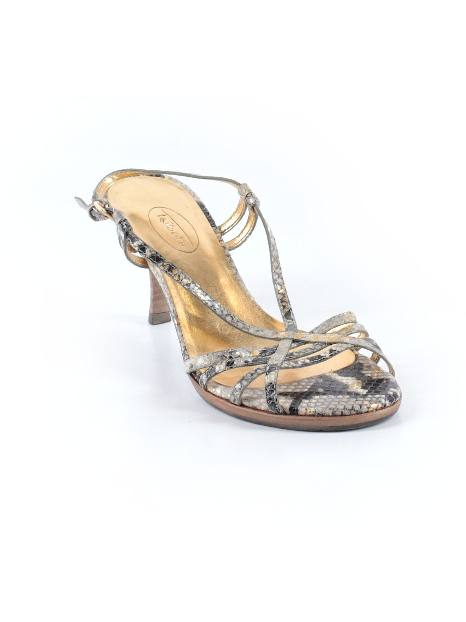 71efd92704f Talbots Heels  Gold Women s Clothing - 25286811