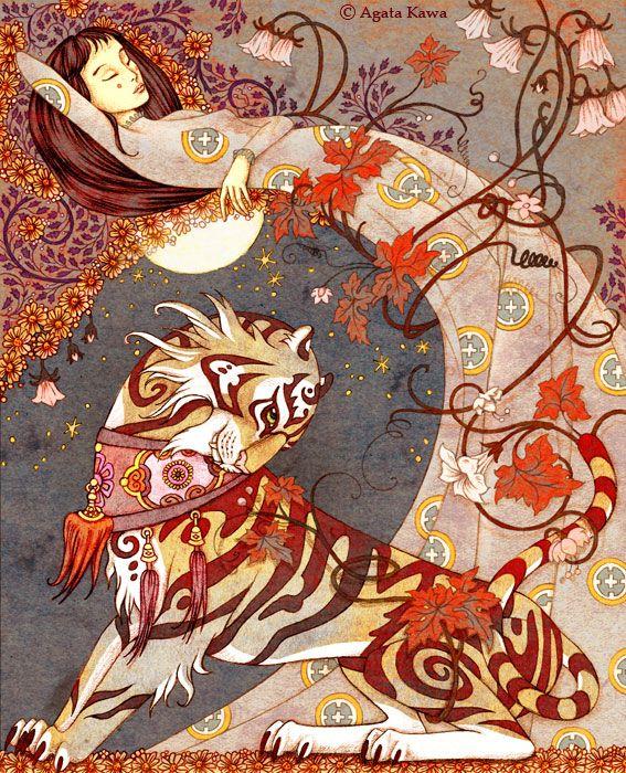 Картинки к китайским сказкам