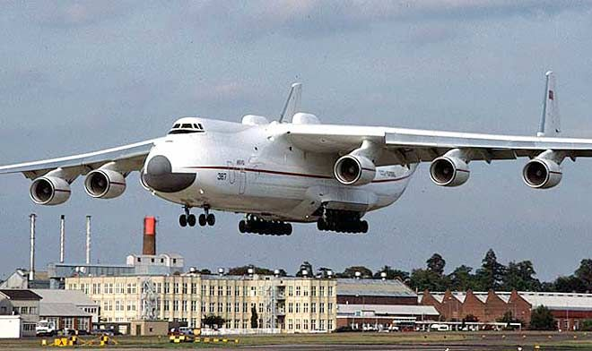 Antonov An 225 The World S Largest Aircraft With Images