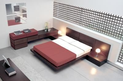 Low Height Bed Designs Ideas