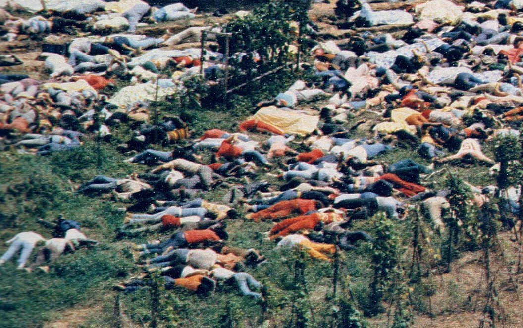 the jonestown massacre essay Brainwashing occurrences in the 20th and 21st century would entail the children of cambodia, the jonestown massacre, and the symbionese liberation army though brainwashing occurs commonly, it is brought into public eye every few decades through the media and news.