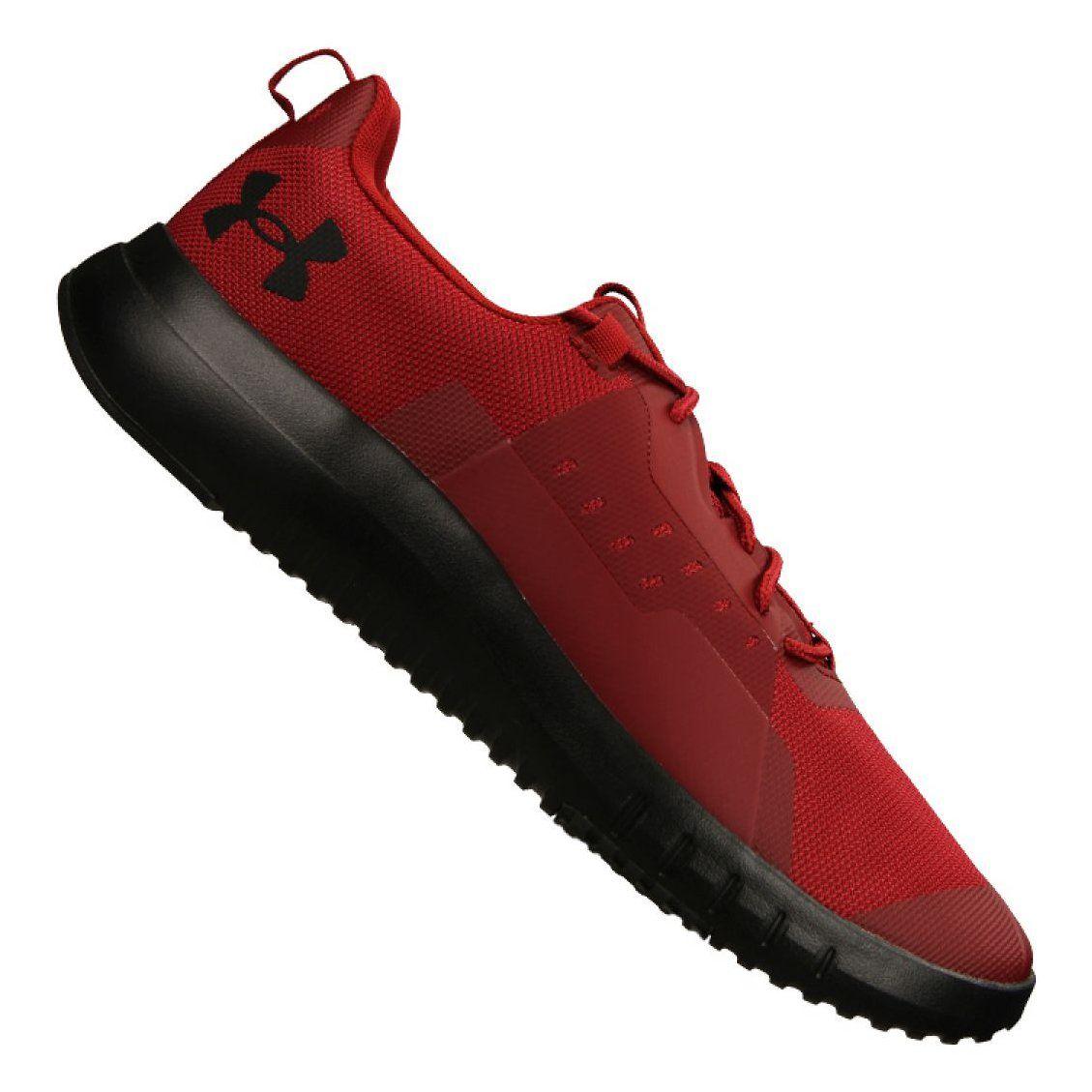 Buty Treningowe Under Armour Tr96 M 3021296 600 Czerwone Training Shoes Under Armor Under Armour