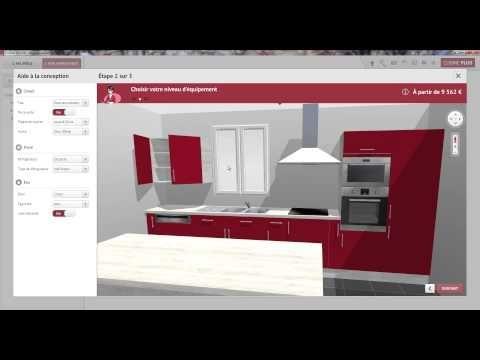 Cuisine plus 3D  un logiciel révolutionnaire ! Cuisines-Kitchens - Logiciel De Maison 3d
