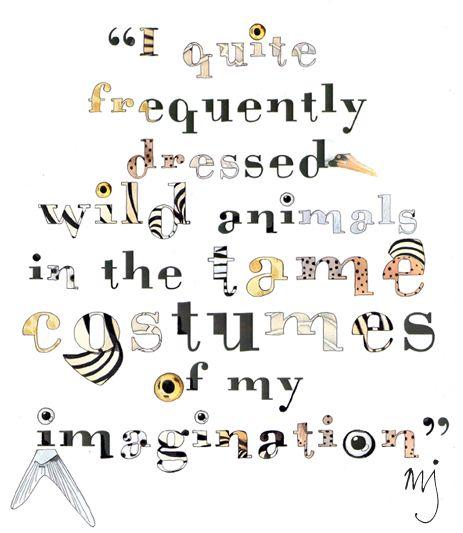 Typography - Milly Jackson Illustration