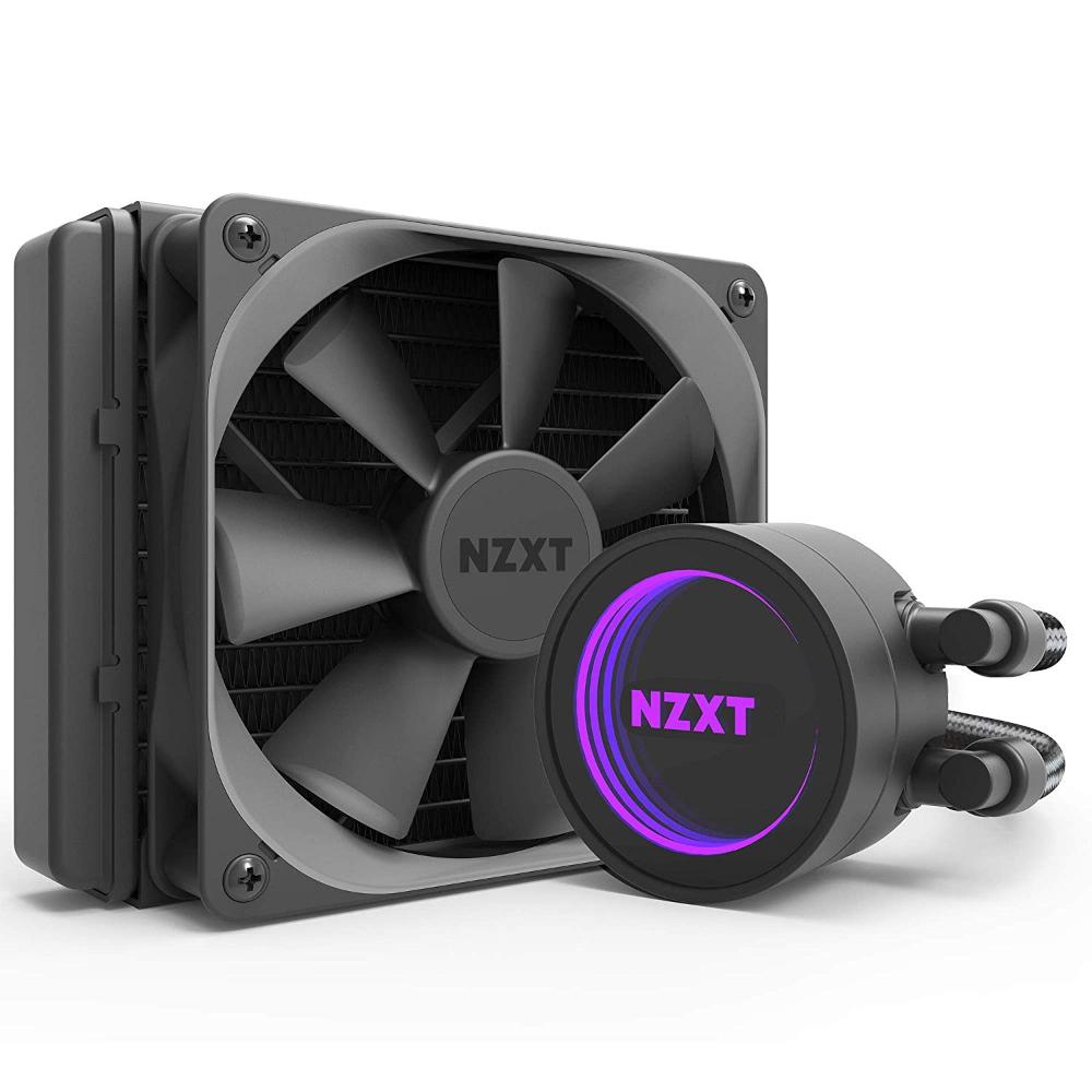 Amazon Com Nzxt Kraken M22 120mm All In One Rgb Cpu Liquid