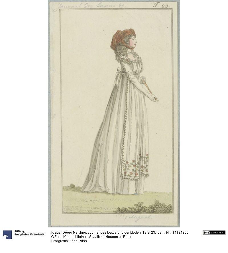 Journal Des Luxus Und Der Moden