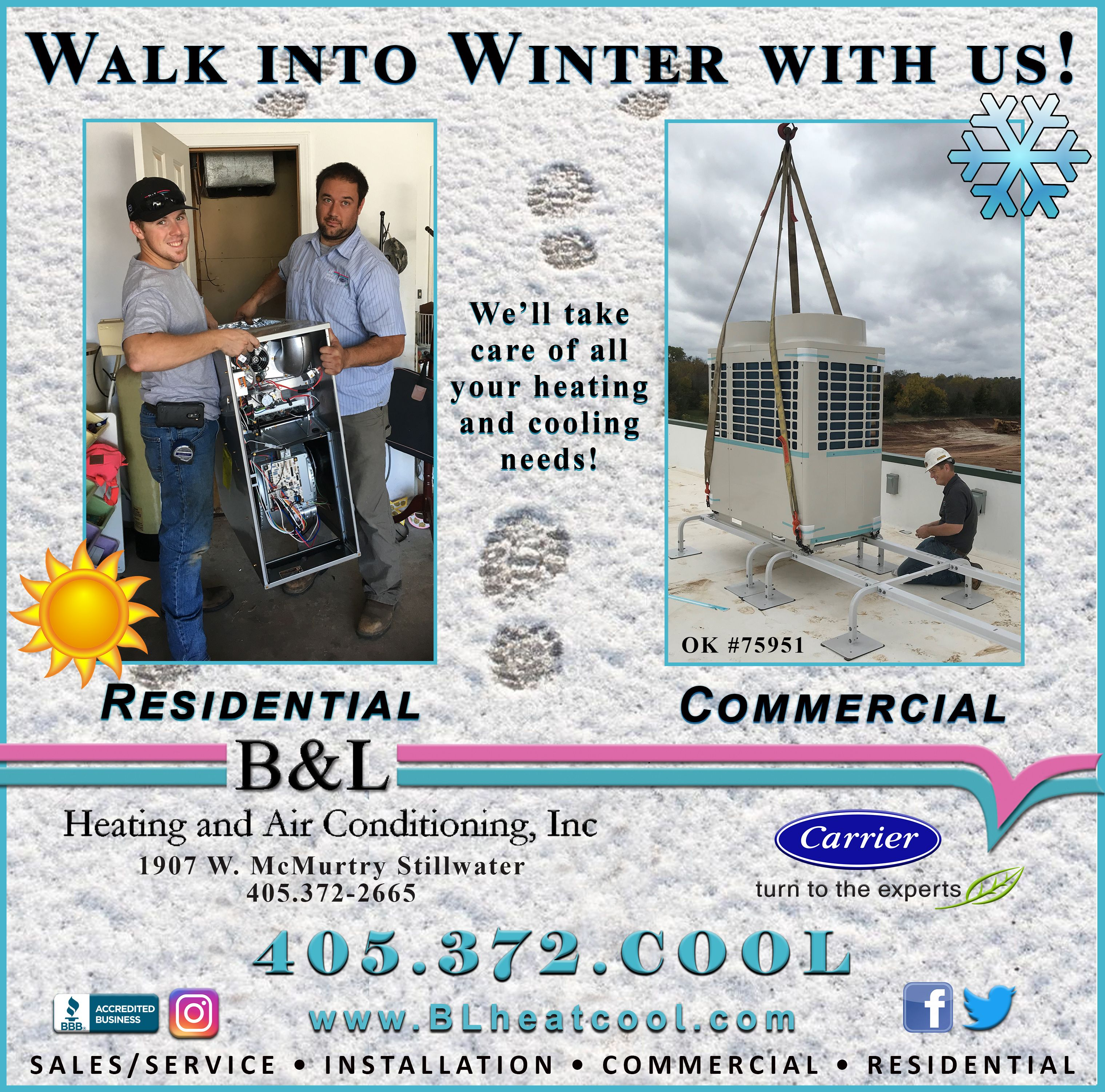 Pin By B L Heating And Air Conditioning Inc On B L Ads Heating