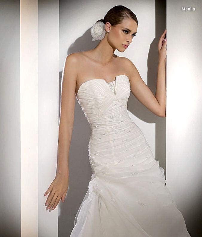 Wedding Gown Manila: Pronovias Manila Bridal Gown